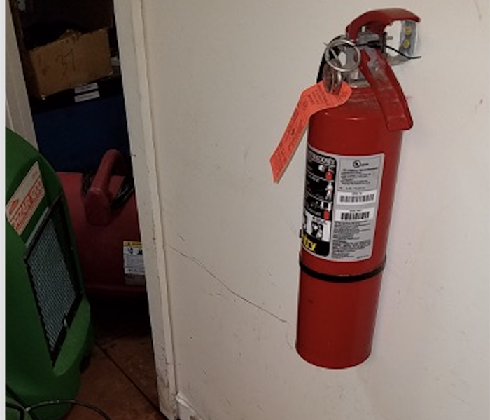 How to use a fire extinguisher? After