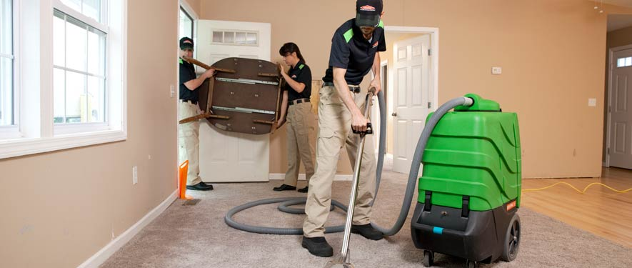 Lahaina, HI residential restoration cleaning